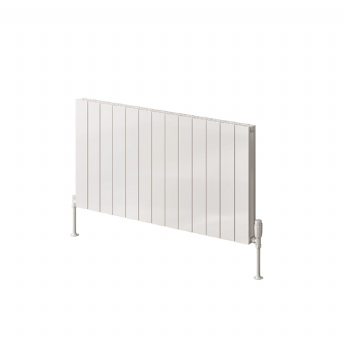 Reina Casina Single Horizontal Designer Radiator - 600mm High x 1040mm Wide - Anthracite